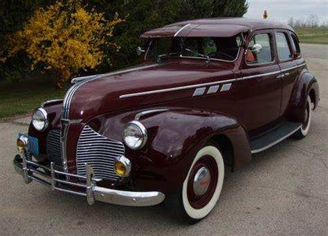 1940 Pontiac 4Dr Sedan