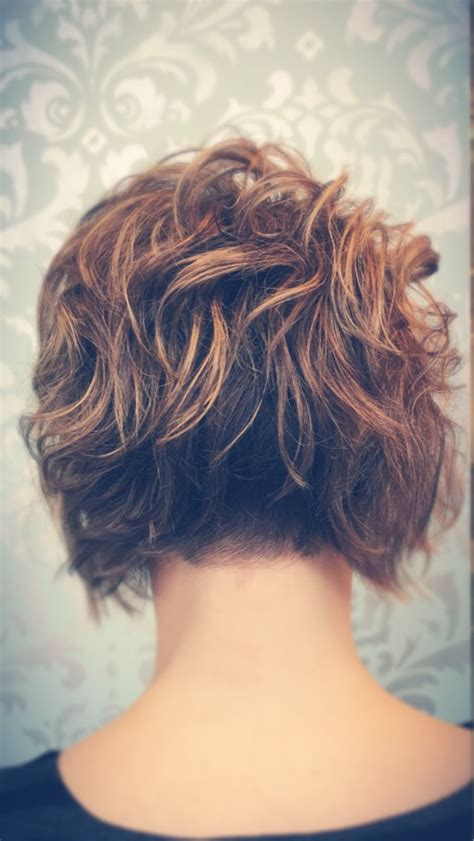 textured layered shag hairstyles back view undercut textured bob haircut beauty and