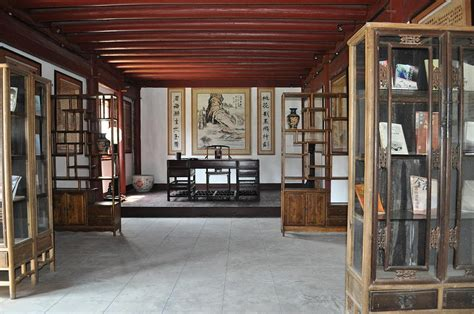 chinese study chinese study room photograph by georg hofaecker