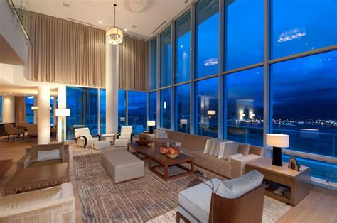 luxury with luxurious penthouse apartments the most expensive penthouse in vancouver sold for 25