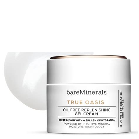 Otter S Oasis And Detox Depot by Bareminerals True Oasis Free Replenishing Gel