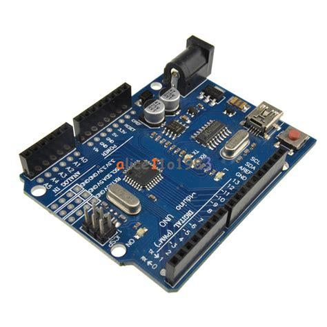 Arduino Uno new uno r3 atmega328p ch340 mini usb board for compatible arduino ebay