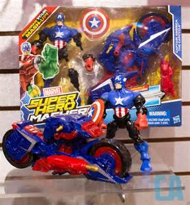 Toy fair 2014 marvel super hero mashers waves 2 and 3 include