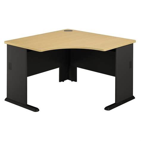 Corner Desk Beech Bush Bbf Series A 48w Corner Desk In Beech Wc14366