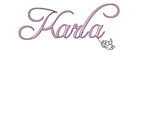 imagenes goticas letras nombre karla en letras imagui