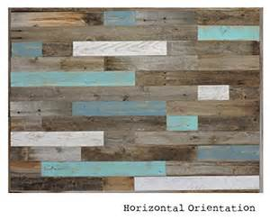reclaimed wood headboard panel for king bed 82 5 x 37 5