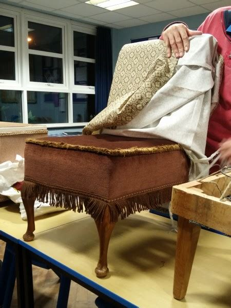 upholstery courses uk upholstery classes traditional and modern romsey hshire