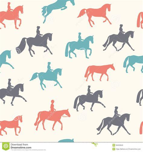 pattern horse horse pattern stock photos image 38459943