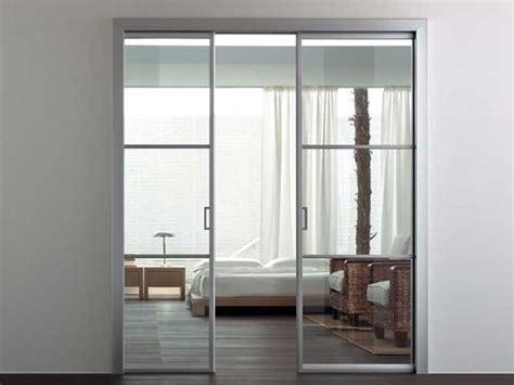 porta scorrevole a vetro porta scorrevole vetro porte per interni