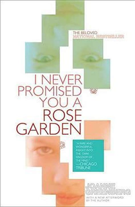 Never Promised You A Garden by I Never Promised You A Garden Joanne Greenberg 9780805089264