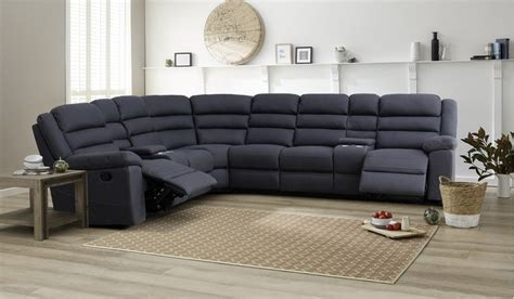Corner Lounge With Recliner by Wayne Corner Lounge Focus On Furniture