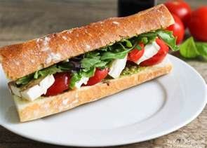 caprese sandwich the best recipe ever by somewhat simple