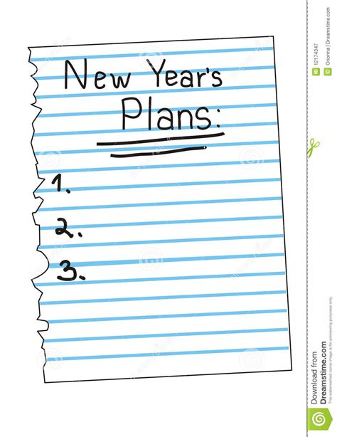 plans for new years 28 images new year s resolutions