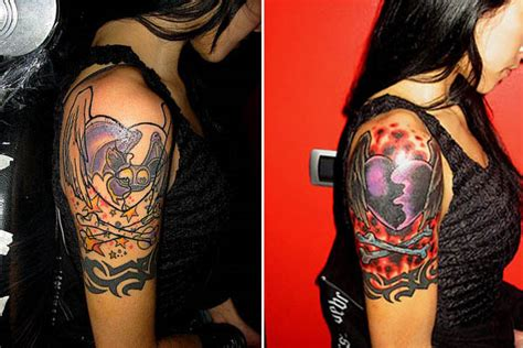 star cover up tattoo designs cover up designs design idea
