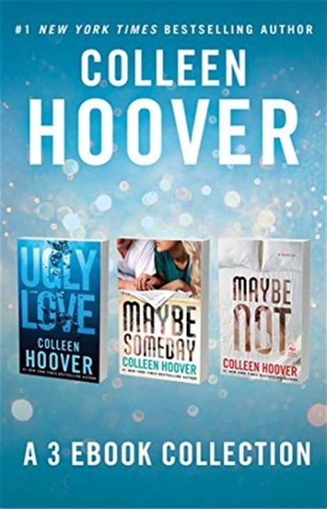 colleen hoover a 3 ebook collection maybe