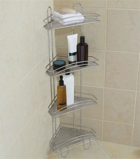 Bathroom Caddy Ideas 10 Shower Caddies For Bathroom Corners Rilane Bathroom