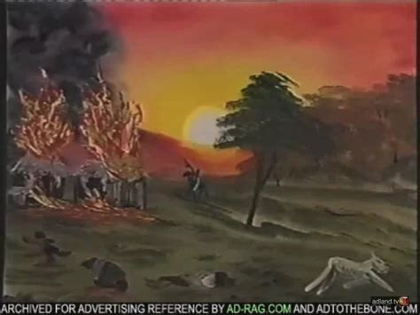 bob ross painting desert painting adland