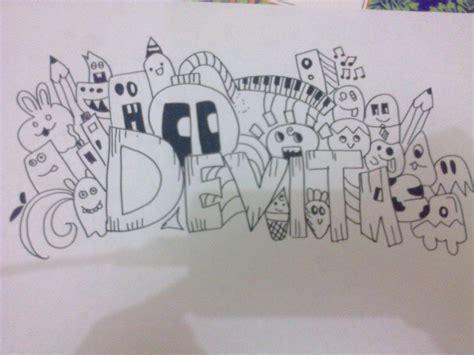 membuat doodle doodle bukan sekedar menggambar oleh devitasari rsa