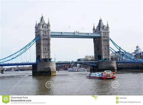 thames bridge london london bridge over thames river stock image image 13824949