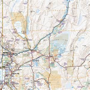 map of oregon nevada border road map of oregon and nevada