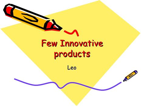 innovative home products few innovative products