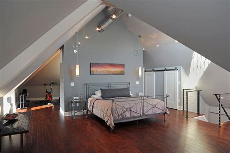 turning a attic into a retreat with custom home