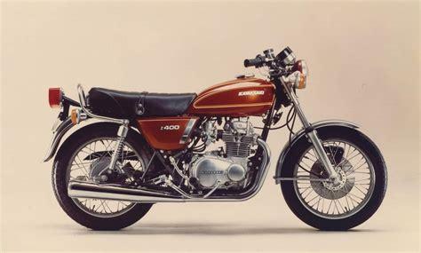 Werbung Kawasaki Motorrad by Kawasaki Z 400 1974 Bis 1980 Robuster Parallel
