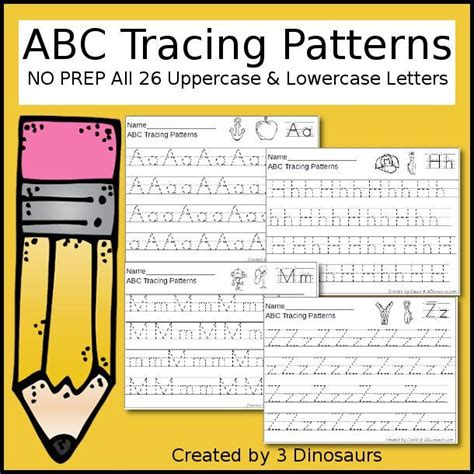 pattern activities for prep 17 best images about alphabet activities for preschoolers