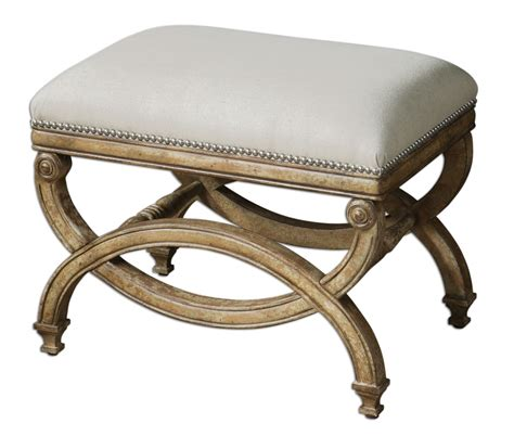 Vanity Bench Stool by Karline Linen Small Bathroom Vanity Bench Uvu23052
