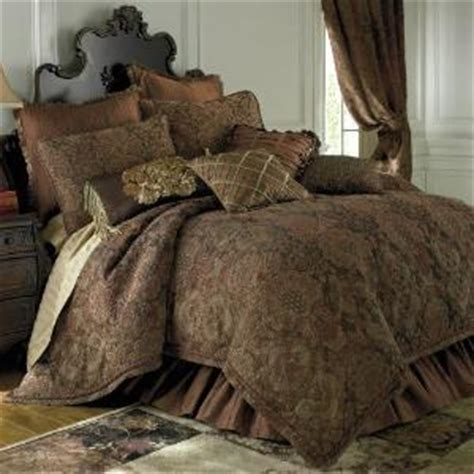 chris madden bordeaux queen comforter set new