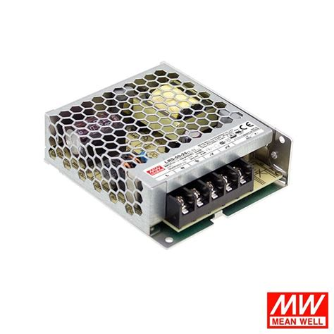 Lrs 100 24 Power Supply Meanwell Adapter Driver meanwell lrs 50 24 52 8w 24v led power supply driver diffusione luce srl