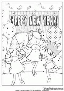 happy new year coloring pages search results for happy new year coloring page 2015