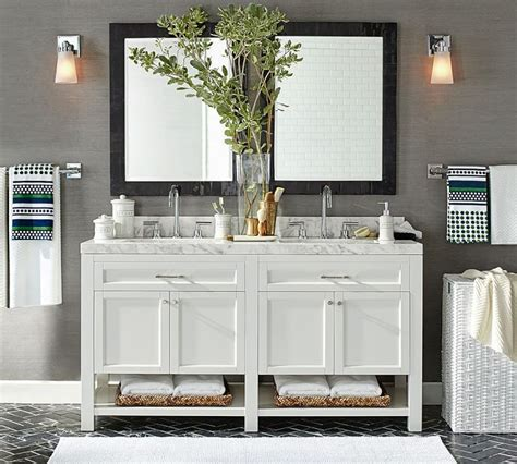 pottery barn bathroom sinks sink vanities sink bathroom vanities