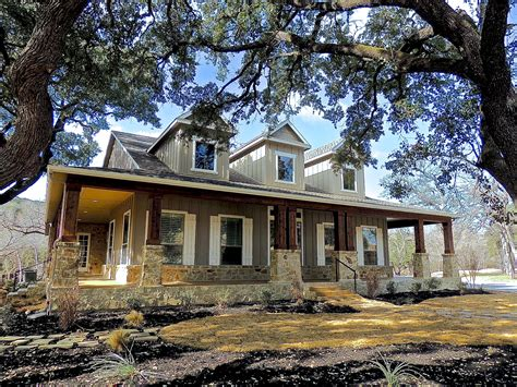 texas style house texas hill country dream home 1608 high lonesome