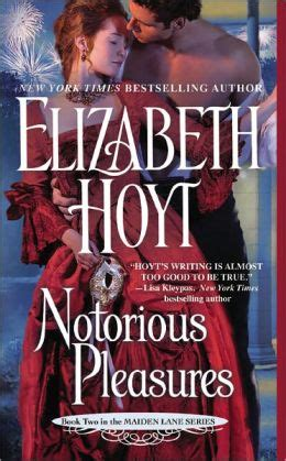 Novel By Elizabeth Hoyt notorious pleasures maiden series 2 by elizabeth hoyt 9780446558952 paperback
