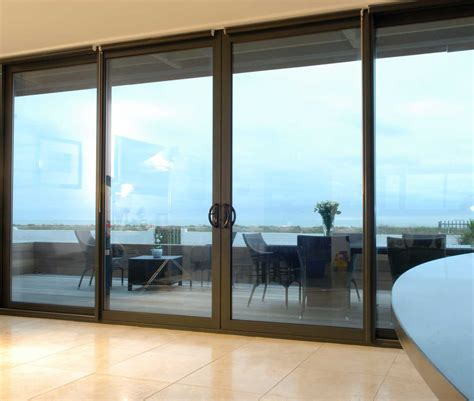 Large Sliding Glass Patio Doors Large Span Sliding Patio Doors Icamblog