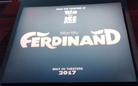 ferdinand coloring book based on animated by bluesky 2017 books ferdinand blue sky animation 2017 forum