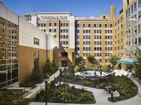 christiana hospital emergency room christiana care wilmington hospital 187 wilmot sanz architecture planning