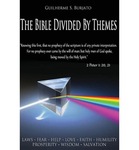bible themes by book the bible divided by themes guilherme s burjato