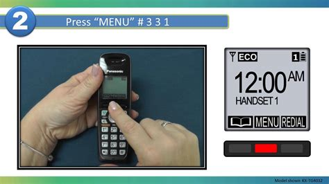 how to reset voicemail password on panasonic kx dt333 2013 models how to store a voice mail access number on