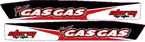 swing arm graphics gas gas trials accessories west midlands wolverhton