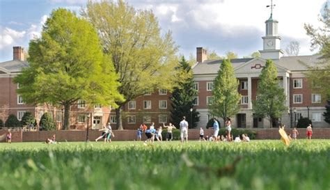 Radford Mba Ranking by Radford Overall Rankings Us News Best Colleges