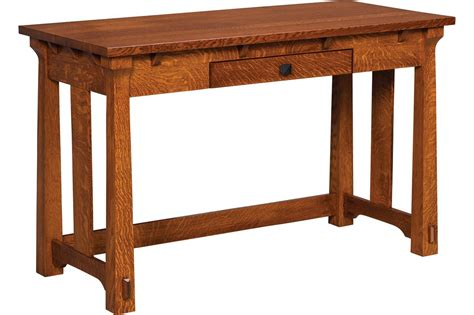amish desk manitoba writing desk from dutchcrafters amish furniture