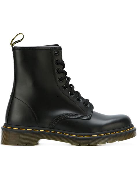 Dr Martens 1460 dr martens 1460 lace up boots in black lyst