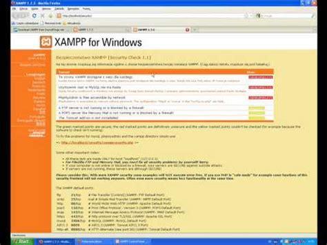 wireshark tutorial cz instalacja pakietu xampp dla kurs 243 w php mysql funnycat tv