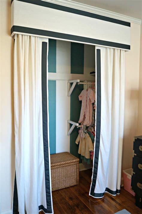 Doorless Closet Ideas by Hazel S Cheery Coral Pink Gray Nursery Project Nursery