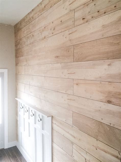 shiplap made from plywood shiplap tutorial with lindsey west portable compressor