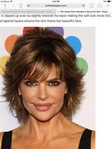 renna haircut all views 66 best lisa rinna hairstyle images on pinterest