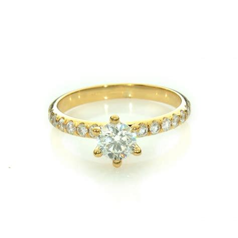 gold dainty engagement ring more information wypadki24