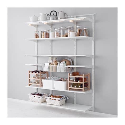 Algot Pantry by Algot Wall Upright Shelf Basket